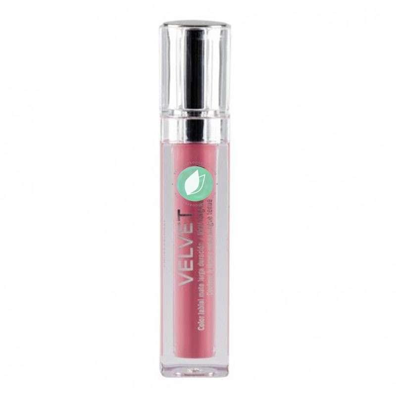 Gloss Para Labios Velvet Nº 8 Rosa Claro