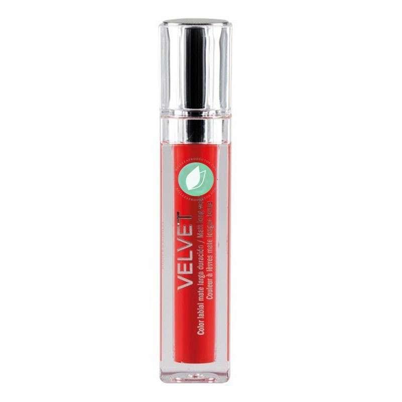Gloss Para Labios Velvet Nº 10 Rojo Bermellón