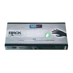 Large Black Latex Gloves