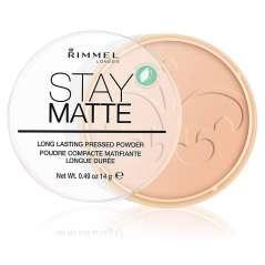 Rimmel Stay Matte Maquillaje En Polvo 5