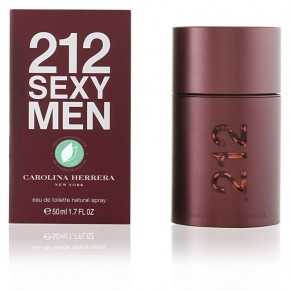 Carolina Herrera 212 Sexy Men‎ Eau De Toilette 50 ml