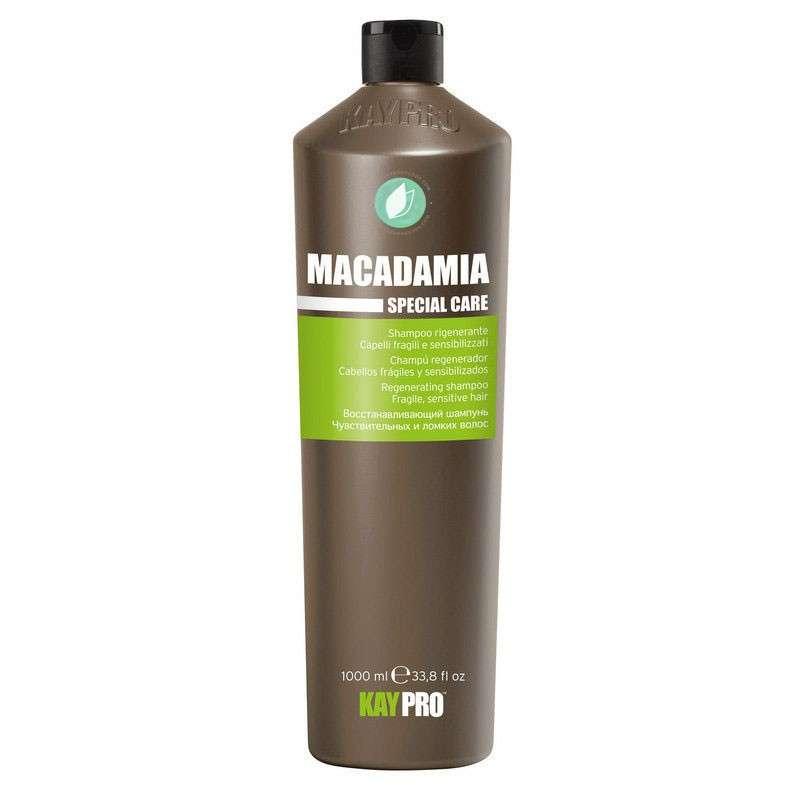 Champú De Macadamia