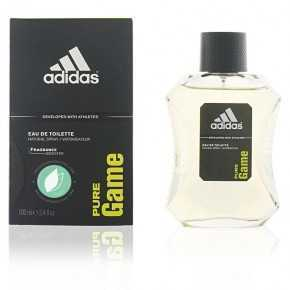 Adidas Pure Game Eau De Toilette Man 100 ml
