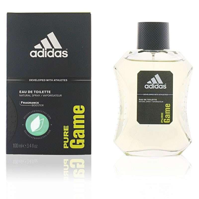 Adidas Pure Game Eau De Toilette Hombre 100 ml