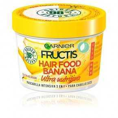 Garnier Fructis Hair Food Banana Maske 390 ml