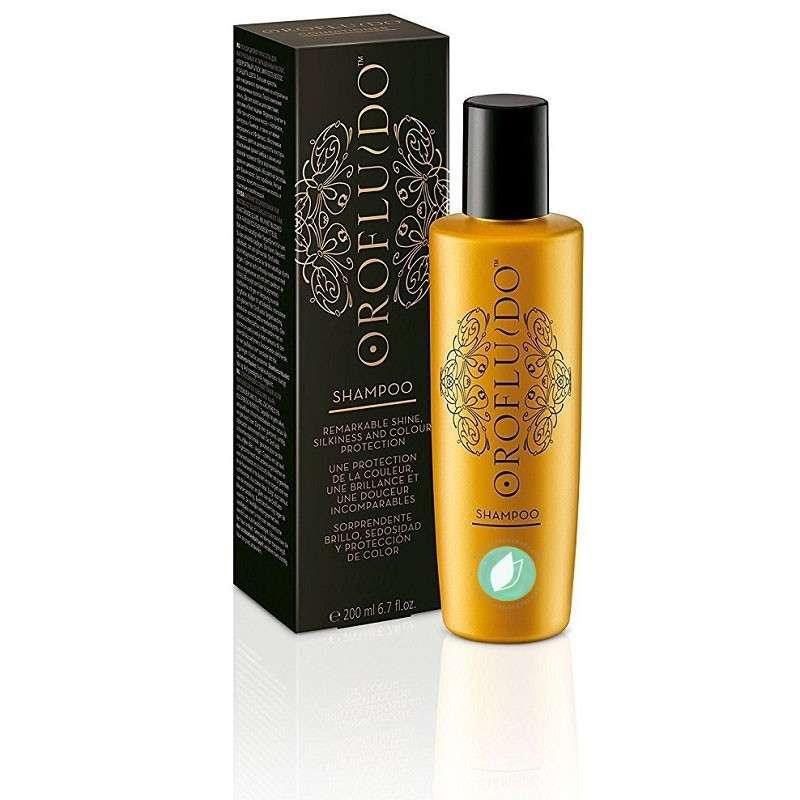 Orofluido Shine Shampoo Champú 200 ml