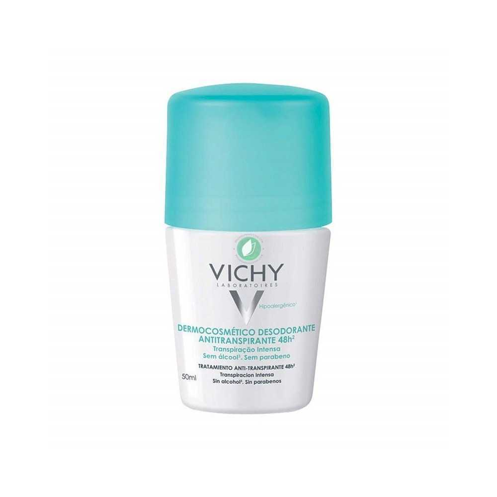 Vichy Desodorante Roll-On Antitranspirante 48h 50 ml
