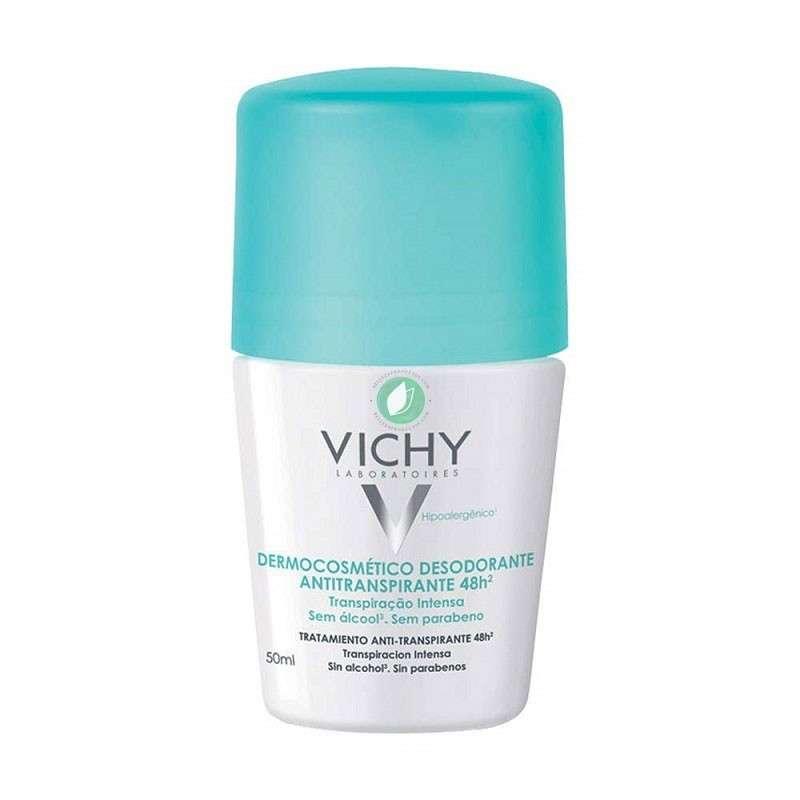 Vichy Desodorante Roll-On Antitranspirante 48h 50 ml