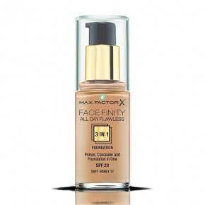 Max Factor Base De Maquillaje Tono 77 Soft Honey 30 ml