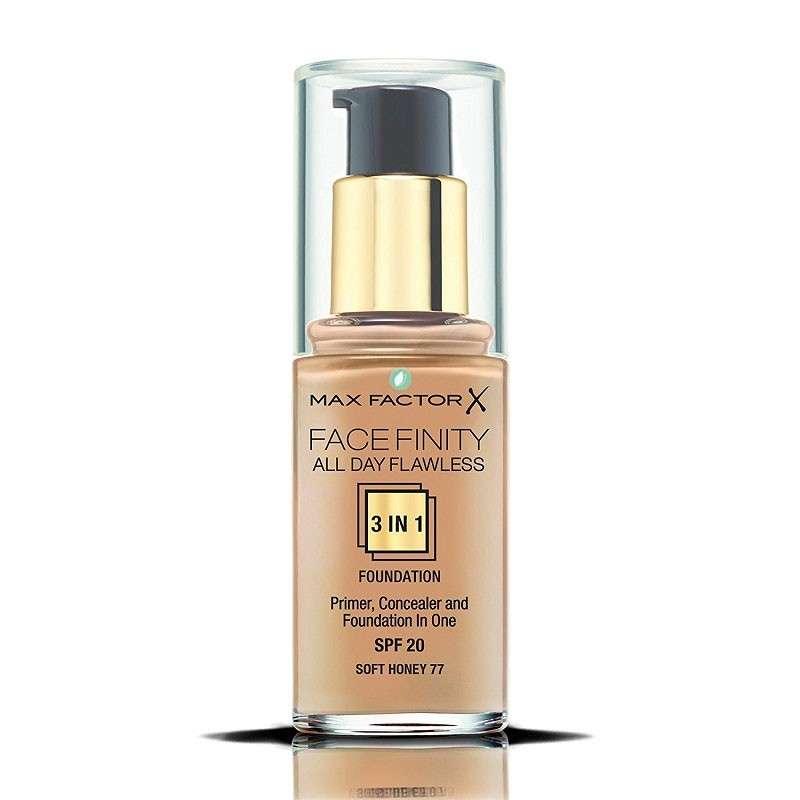 Max Factor Base De Maquillaje Tono 77 Honey 30 ml