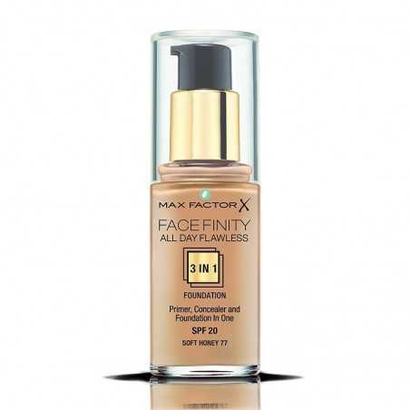 Max Factor Base De Maquillaje Tono 77 Soft Honey 30 ml
