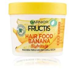 Garnier Fructis Hair Food Banana Maschera 390 ml