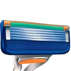 Gillette Fusion 4 Pezzi Di Ricambio