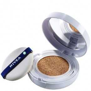 Nivea Hyaluron Cellular Filler 3 in 1 Care Cushion Tono Medio 15 gr