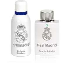 Real Madrid Set Eau De Toilette Man