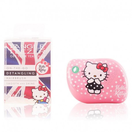 Tangle Teezer Cepillo Para El Pelo Hello Kitty Rosa