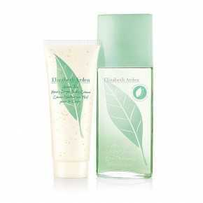 Elizabeth Arden Green Tea Set Eau De Parfum 100 ml Y Loción 100 ml
