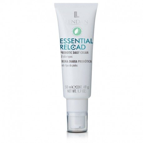Crema Prebiótica Essential Reload Lendan Crema Día Bio
