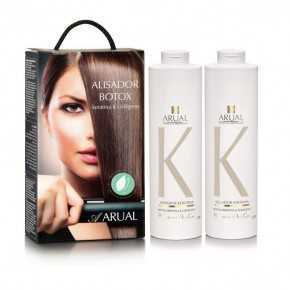 Arual Botox Hair Straightener 400 ml