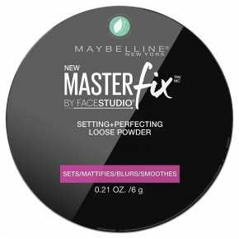 Maybelline Master Fix Polvo Translúcido