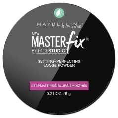Maybelline Master Fix Polvere Translucida