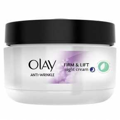 Olay Anti-Edad Firmeza Efecto Lifting Crema Noche 50 ml