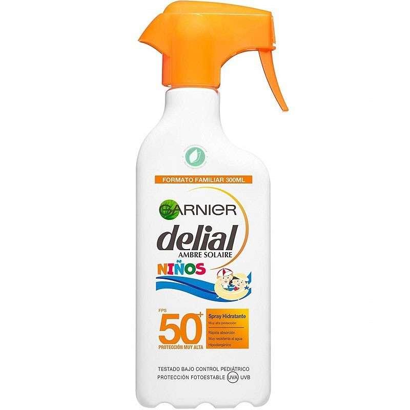 Garnier Delial Protector Solar SPF50+ Spray Niños 300 ml