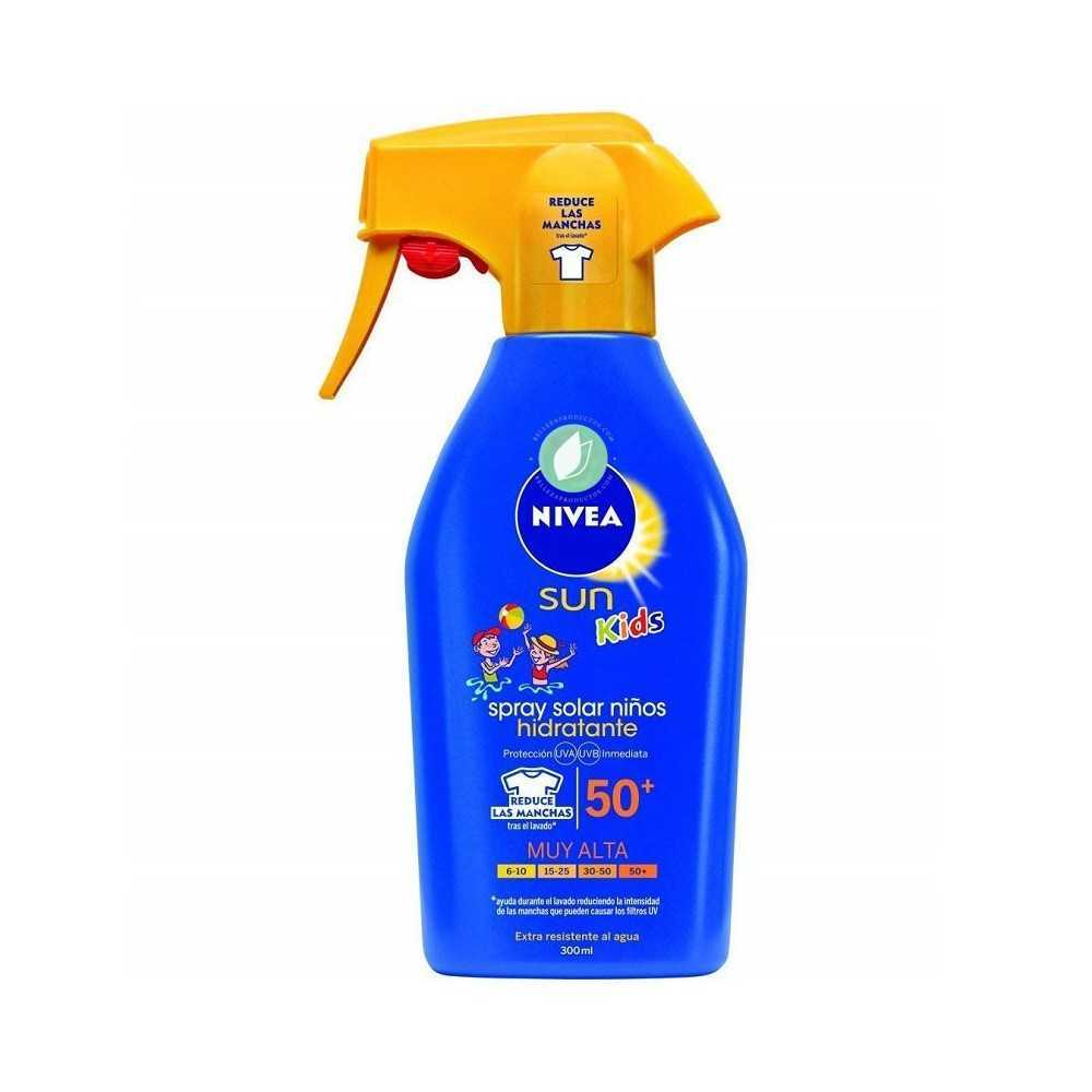 Nivea Sun Kids Spray Solar SPF50+ Para Niños 300 ml