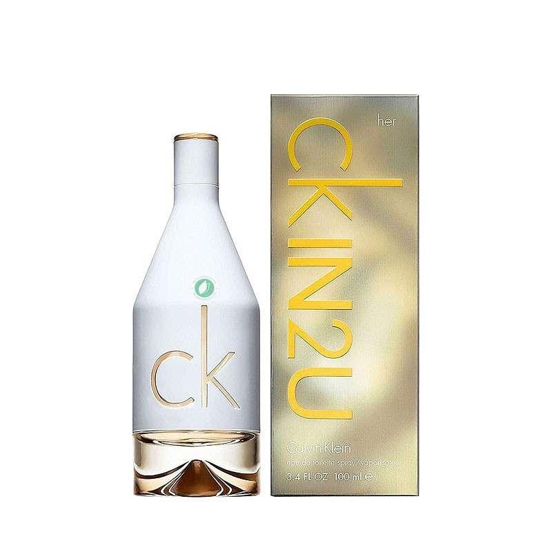 Calvin Klein CK IN2U Her Eau de Toilette Mujer 100 ml