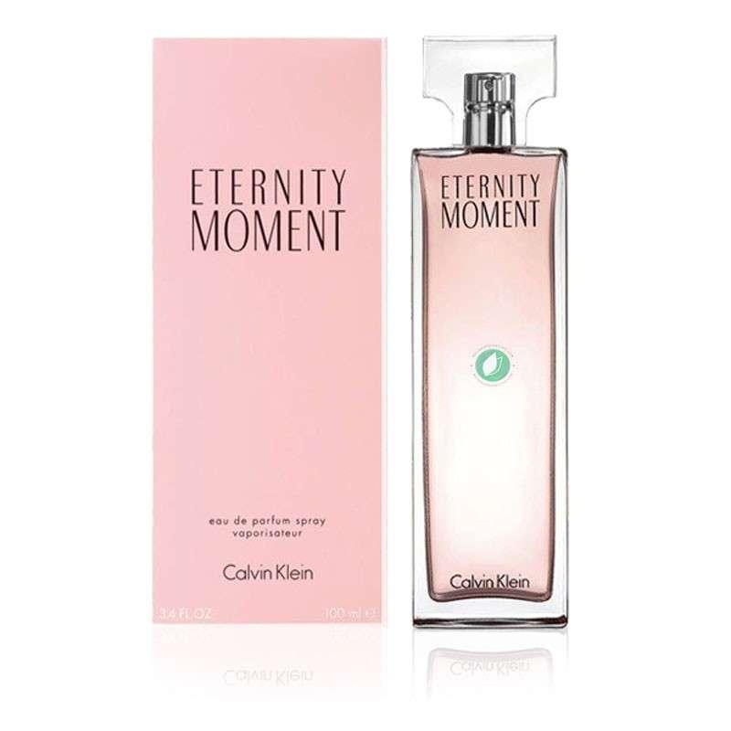 Calvin Klein Eau De Perfume Eternity Moment Mujer 100 ml