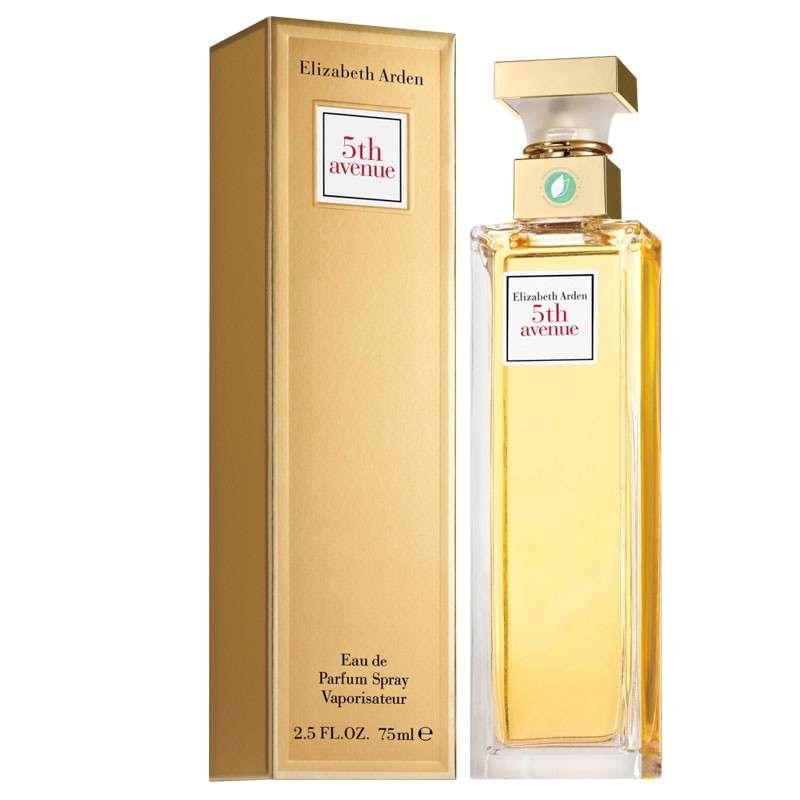 Elizabeth Arden 5th Avenue Eau De Perfume Mujer 75 ml