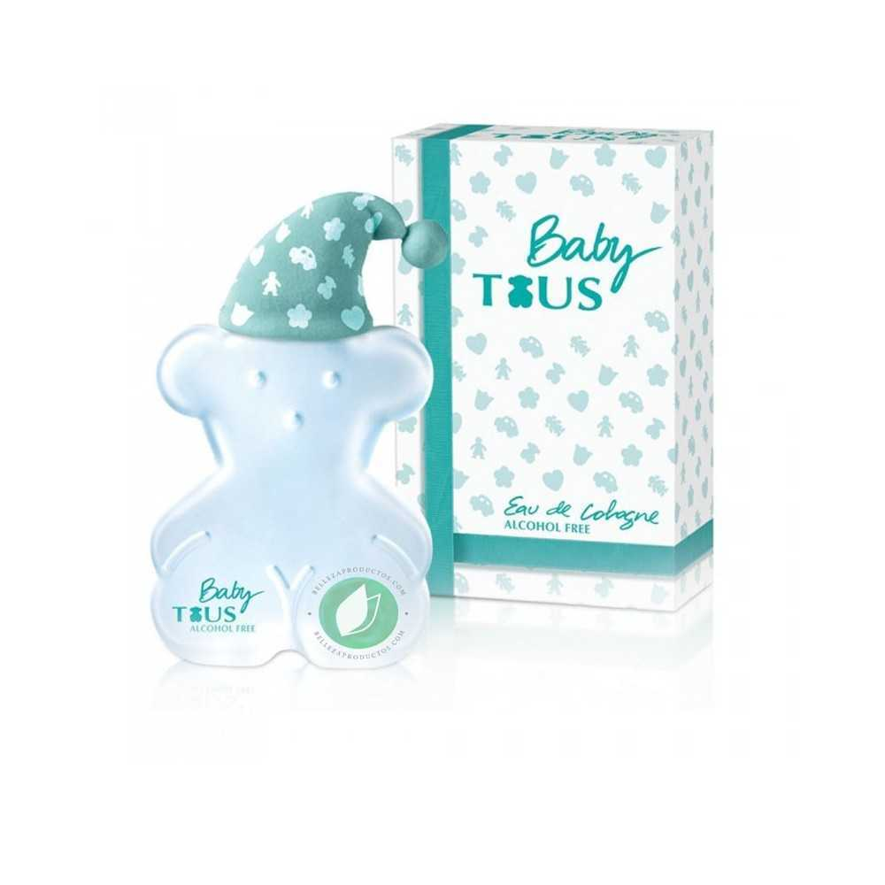 Baby Tous Eau De Cologne Free Alcohol Unisex 100 ml