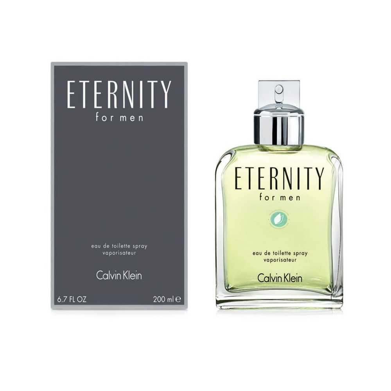 Calvin Klein Eternity For Men Eau De Toilette 200 ml