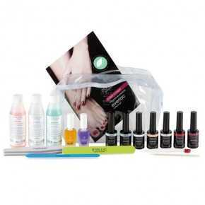 Semi-Permanent Nail Polish Set