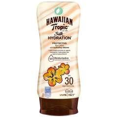 Hawaiian Tropic Silk Hydration Protective SPF 30 Loção Solar 180 ml