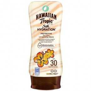 Hawaiian Tropic Silk Hydration Protective SPF 30 Lotion 180 ml