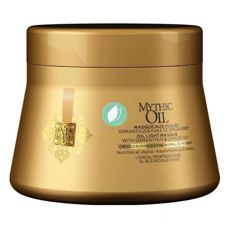 L'Oréal Mythic Oil Mascarilla Pelo Fino 200 ml