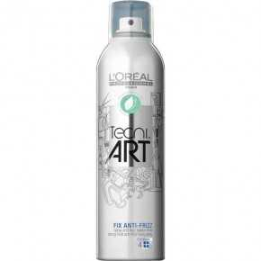 L'Oréal Lacca Fix Anti-frizz Fissazione 4 De 250 ml