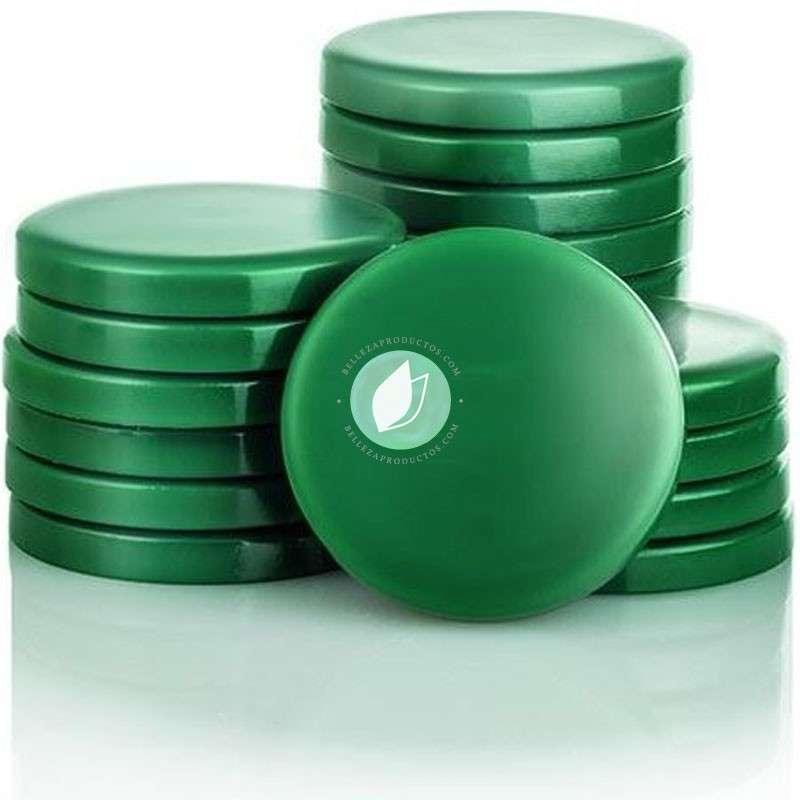 Cera Para Depilar Discos Verdes Profesional 1 kg