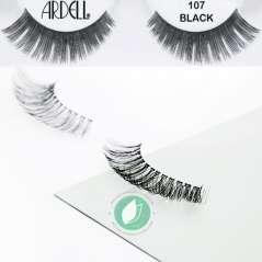 False Eyelashes Ardell Glamour Black 107