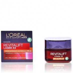 L'Oréal Revitalift Laser X3 SPF 20 Crema De Día 50 ml