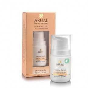 Arual Facial Cream With Hyaluronic Acid 50 ml