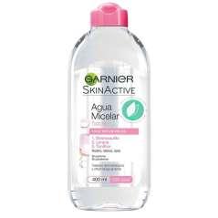 Garnier Agua Micelar Todos Os Tipos De Pele 400 ml