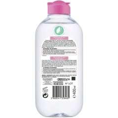 Garnier Agua Micelar Para Todo Tipo De Piel 400 ml