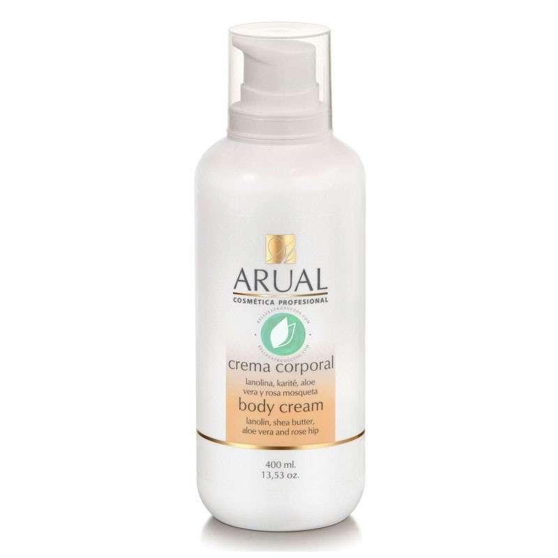 Arual Crema Corporal Hidratante 400 ml