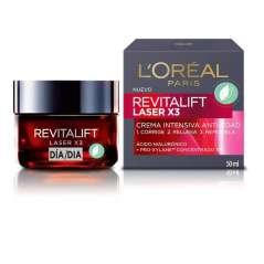 L'Oréal Crema De Día Revitalift Laser x3 Cuidado Intensivo 50 ml