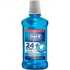 Oral-B Enjuague Bucal Pro-Expert Protección Profesional 500 ml