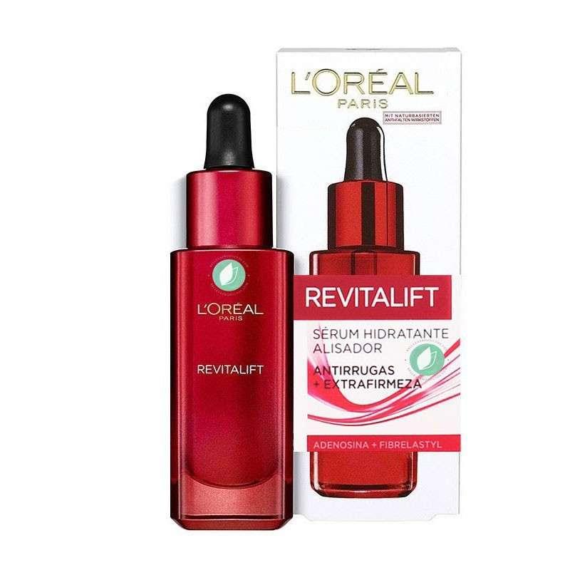 L'Oréal Revitalift Serum Hidratante Alisador Antiarrugas 30 ml