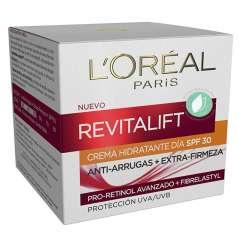 L'Oreal Revitalift Crema Día Antiarrugas SPF 30 Más Firmeza 50 ml