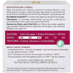 L'Oreal Revitalift Crema De Día Antiarrugas SPF 30 Más Firmeza 50 ml